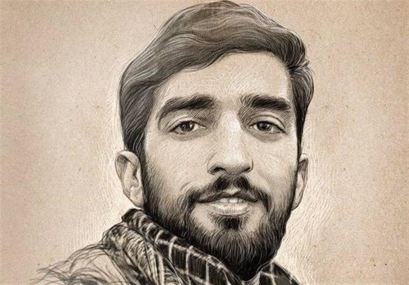 پاسداشت شهید حججی در شب شعر و هنر «سر به راه»