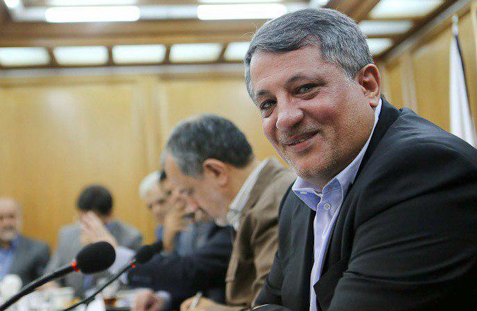 محسن هاشمی رئیس شد