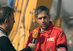 توضیحات سخنگوی سازمان آتش نشانی در باره آتش سوزی پاساژ پروانه
