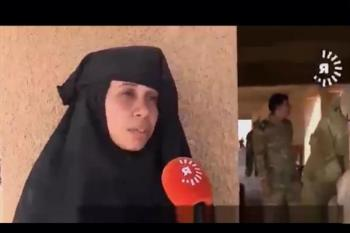 سرنوشت تلخ زن ایرانی که به داعش پیوست