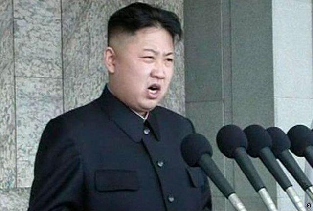 دستور زدن گردن رهبر کره شمالی صادر شد
