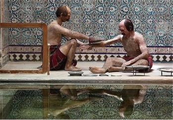 راز یک حمام درباره خوشگذرانی ایرانیها