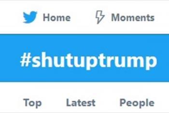 خفهشو ترامپ!
