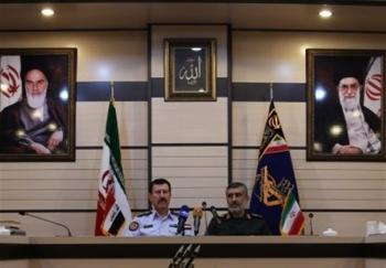 کمک مستشاری نیروی هوافضای سپاه به نیروی هوایی ارتش عراق