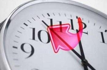 امشب؛ ساعت رسمی کشور عقب کشیده میشود