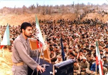 فیلمی از مجاهدتهای سردار حاج قاسم سلیمانی