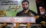 پیکر شهید حججی ۹ صبح فردا تشییع میشود/ محدودیتها و ممنوعیتهای ترافیکی مراسم