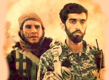 چاقویی که داعشیها سر شهید حججی را با آن بریدند