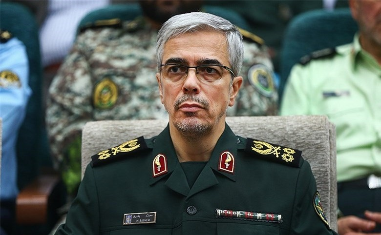 رئیس ستاد ارتش عراق با سرلشکر باقری دیدار کرد