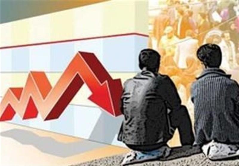نرخ بیکاری جوانان رکورد ۱۶ ساله را شکست