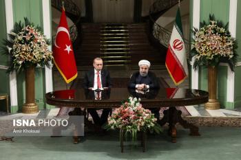 بیانیه مشترک روسای جمهور ایران و ترکیه