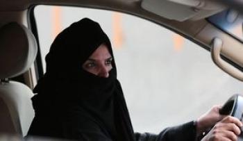 اولین قربانی رانندگی زنان در عربستان سعودی