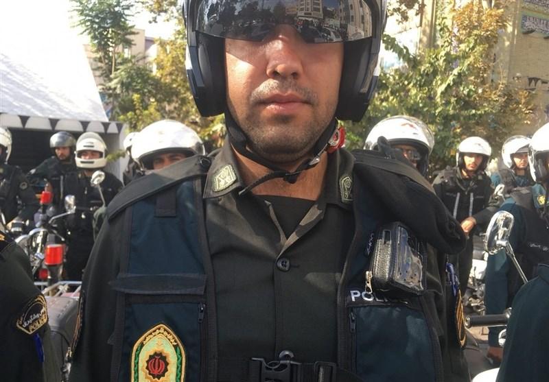 لباسهای پلیس به دوربین مجهز شد+ عکس
