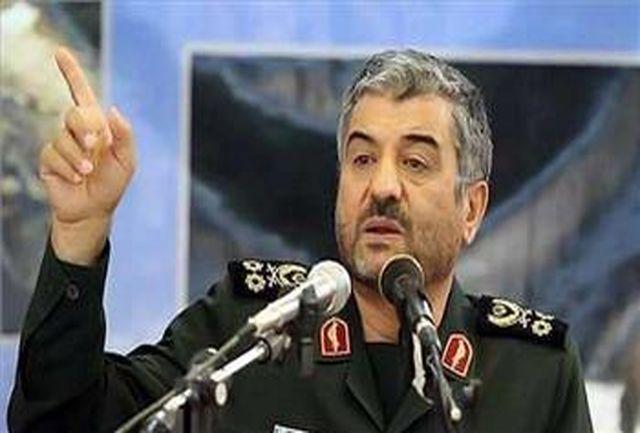 بازتاب سخنان فرمانده سپاه ایران در رسانههای جهان