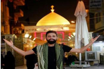 محسن افشانی در کربلا به استوری جنجالی واکنش نشان داد + عکس