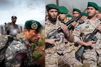 همه فن حریف های ارتش و سپاه! +عکس