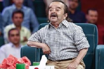 قهر بازیگر مرد معروف ایرانی با چشمان اشک آلود از جشن تقدیر +عکس