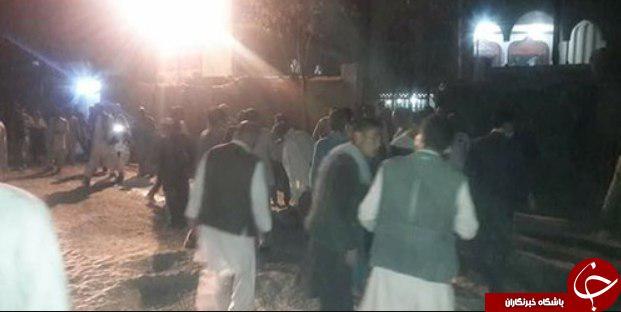 انفجار خونین در مسجد امام زمان کابل