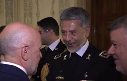 پیام حضور یک مقام ارشد نظامی ایران در اروپا چیست؟
