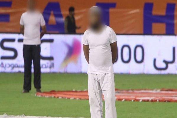 اتفاقی مضحک در لیگ فوتبال عربستان! + عکس