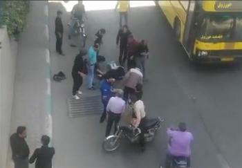 دختر بازمانده از حادثه خودکشی اصفهان به هوش آمد