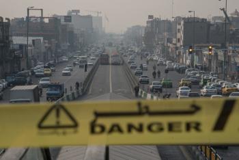 برخورد با خودروهای آلاینده در سراسر کشور در آستانه فصل سرما و وارونگی هوا