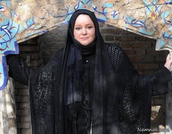 بازیگر زن ایرانی در بیمارستان بستری شد+ عکس