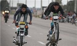 ثبت تخلف موتورسواران تهرانی از امروز کلید خورد