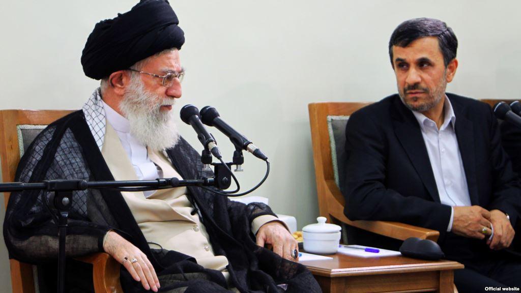 چرا رهبر انقلاب احمدی نژاد را انتخاب کرد؟!
