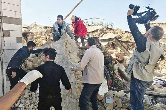 ۱۰ دروغ درباره زلزله کرمانشاه