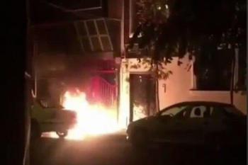دست داشتن مجری معروف در آتش زدن باشگاه پرسپولیس + عکس
