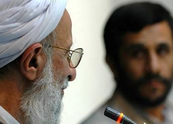 امروز احمدینژاد را تأیید نمیکنم