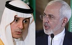 درگیری شدید بین وزیر ان خارجه ایران و عربستان!
