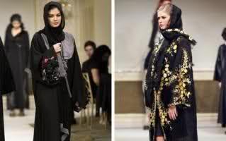 شو لباس مختلط در عربستان جنجالی شد