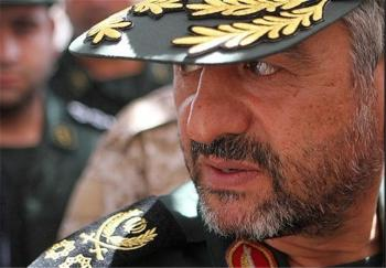 """فرمانده سپاه: """"قدس"""" مدفن رژیم صهیونیستی خواهد شد"""