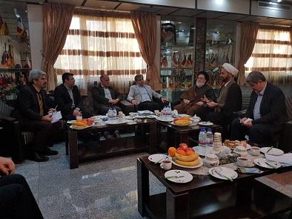 مدیرعامل بیمه البرز به استان کرمانشاه سفر کرد