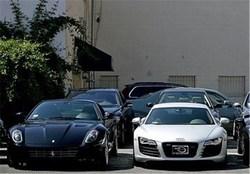واردات خودروهای لوکس توسط یک پیرزن +سند
