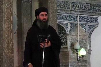 دستگیری ابوبکر البغدادی تایید شد