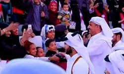 اولین روز ملی قطر بدون عربستان و با «پرچم ایران»