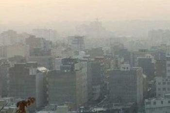 شاخص آلودگی هوای تهران امروز رکورد زد +نمودار