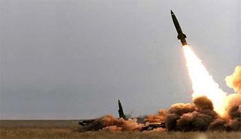 رونمایی از یک موشک جدید انصارالله یمن علیه عربستان + عکس