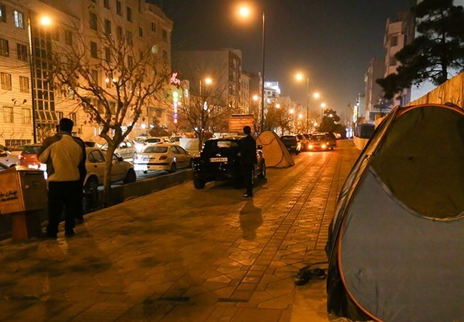 هشدار: تهرانیها هوشیار باشند/گسل ماهدشت هنوز فعال است