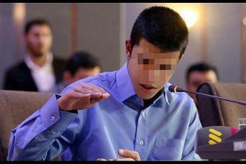 قاتل ستایش: در زندان ستایش صدایم می زنند!