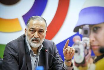 مهدی هاشمی: فدراسیون جهانی تیراندازی میگوید که چرا وزارت ورزش رأی دادگاه ایران را اجرا نمیکند
