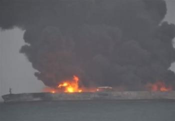 اعزام بالگرد نیروی دریایی آمریکا برای جستجوی ۳۲ مفقود ایرانی