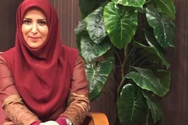 ماتم و عزای خانم مجری در چهلمین روز درگذشت مادرش +عکس