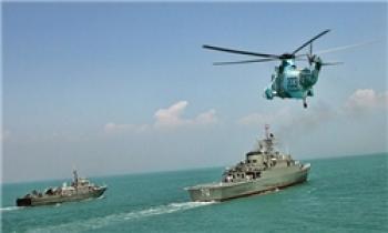 رزمایش مشترک محمد رسول الله (ص) ارتش جمهوری اسلامی ایران آغاز شد