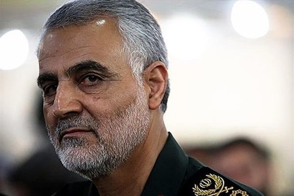 هشدار صریح سردار سلیمانی به فرمانده ارتش ترکیه