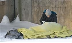 سرمازدگی 146 نفر در پایتخت/ برف جان یک نفر را در تهران گرفت