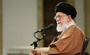 آیت الله خامنهای: دستهایی که داعش را ایجاد کردند بهدنبال انتقال آن به افغانستان هستند